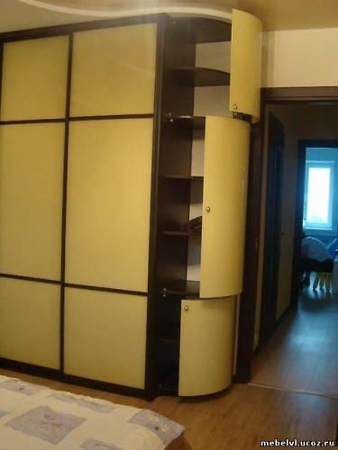 Шкафы-купе - фотографии - мебель для вас.